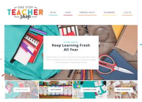 onestopteachershop.com
