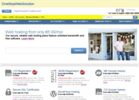 onestopwebsolutions.com