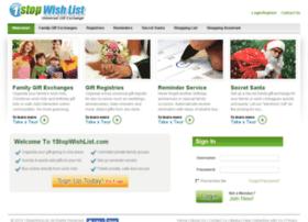 onestopwishlist.com