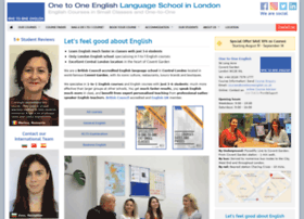onetooneenglish.co.uk