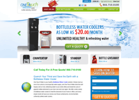 onetouchwater.com