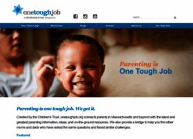 onetoughjob.org