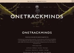 onetrackminds.uk