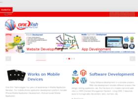 onevishtechnologies.com