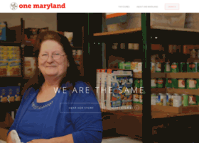 onevoice.mdfoodbank.org