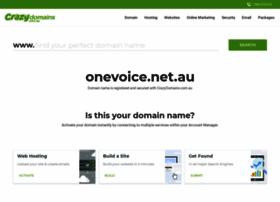 onevoice.net.au