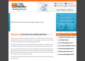 onewaylinkbuildingservice.com