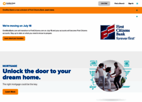 onewestbank.com
