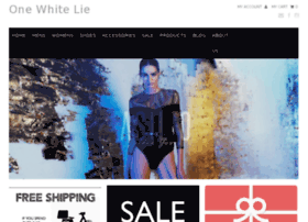 onewhitelie.com.au