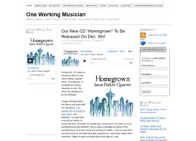 oneworkingmusician.com