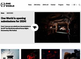 oneworld.cz
