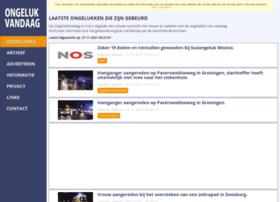 ongelukvandaag.nl