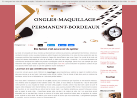 ongles-maquillage-permanent-bordeaux.fr