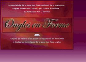 onglesenforme.fr
