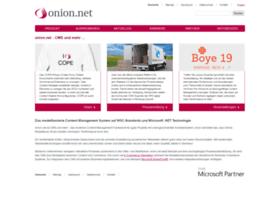 onion.net