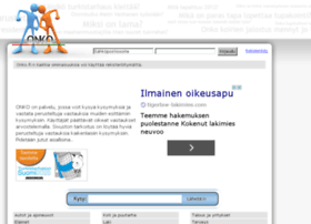 onko.fi