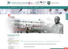 onkologia.opole.pl