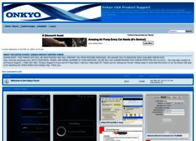 onkyoproductsupport.forumotion.com