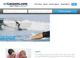 onlessons.com