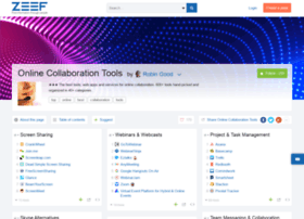 online-collaboration-tools.zeef.com
