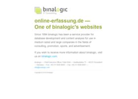 online-erfassung.de