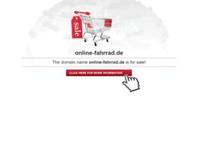 online-fahrrad.de