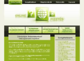 online-fizetes.hu