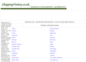 online-footwear.shoppingvariety.co.uk