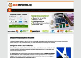 online-gaspreisvergleich.de