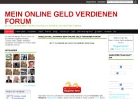online geld verdienen legal