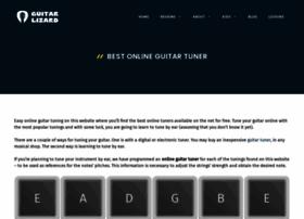 online-guitar-tuner.net