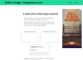 online-image-comparison.com