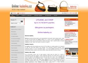 online-kabelky.cz