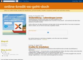 online-kredit-es-geht-doch.blogspot.com