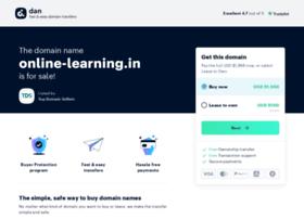 online-learning.in