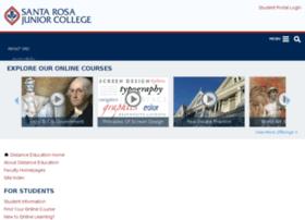 online-learning.santarosa.edu