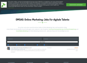 online-marketing-solutions-ag-karriere.de