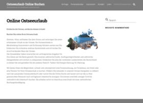 online-ostseeurlaub.de