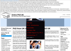 online-phd-uk.co.uk