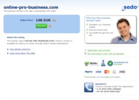online-pro-business.com
