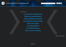 online-profit-for-dummies.com