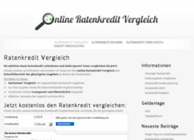 online-ratenkredit-vergleich.de