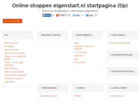 online-shoppen.eigenstart.nl