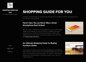 online-shopping-guide.webnode.com