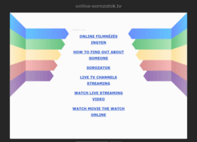 online-sorozatok.tv