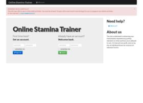 online-stamina-trainer.herokuapp.com