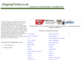 online-stationers.shoppingvariety.co.uk