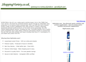 online-supplement-store.shoppingvariety.co.uk