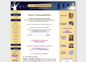 online-teniszakademia.com