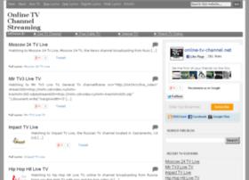 online-tv-channel.net